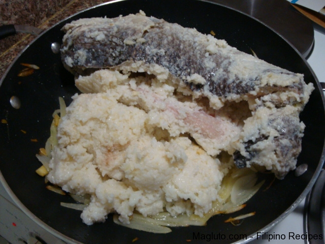 how to make burong isda