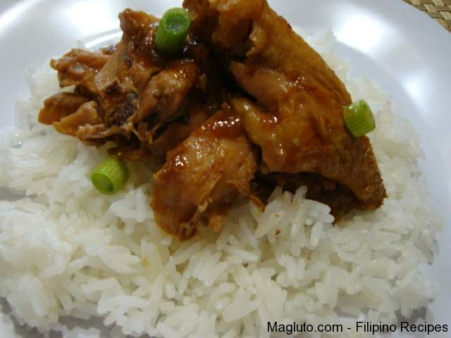 Filipino recipe adobong manok leftover chicken recipe magluto filipino recipe adobong manok4g forumfinder Images