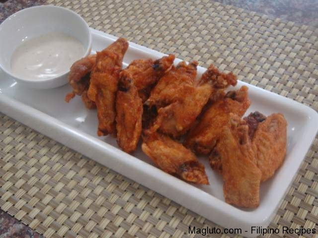 fried buffalo fish recipe