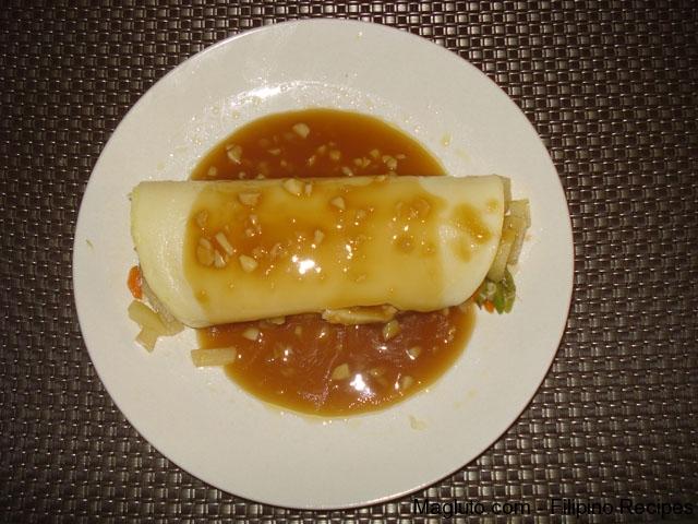 Filipino Fresh Lumpia Recipe Recipes