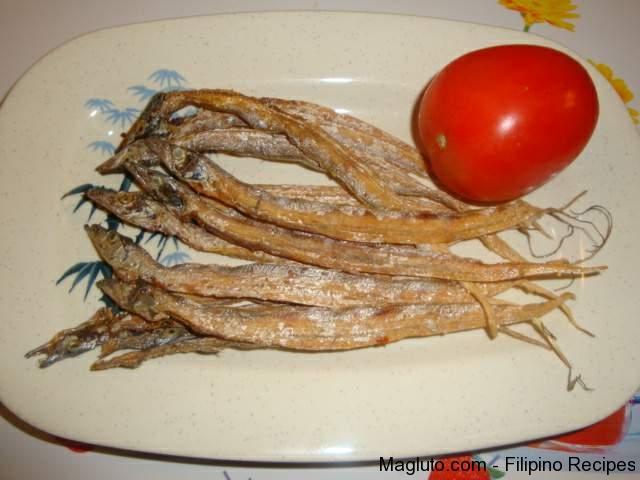 Filipino Fried Swordfish Pritong Pingka