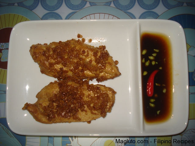 Filipino recipes using chicken breast