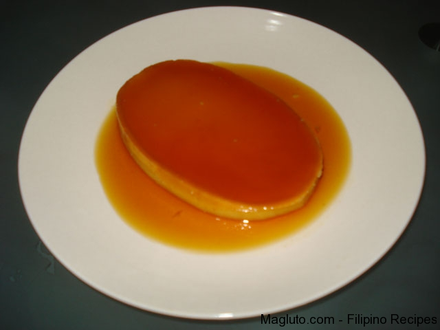 Pinoy Leche Flan Cake Recipe