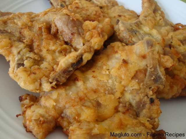 Filipino Fried Pork Chop Recipes