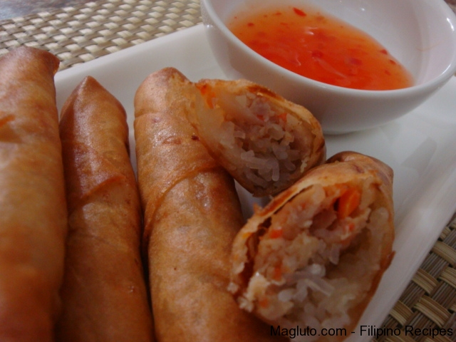 Page 35 food gallery magluto filipino dishes recipes filipino recipe shrimp and pork egg roll with noodles20 forumfinder Image collections