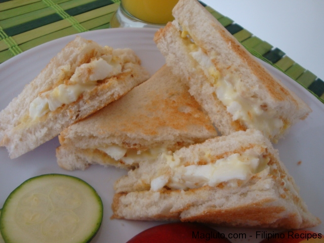 Filipino recipe egg sandwich spread magluto filipino dishes filipino recipe egg sandwich spread forumfinder Images