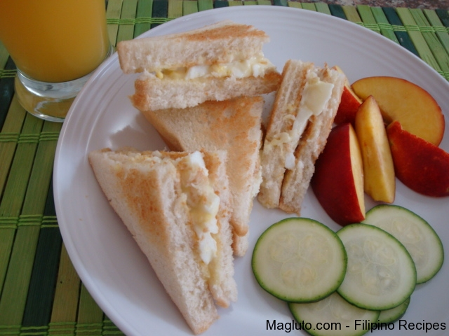 Pinoy Sandwich Recipe