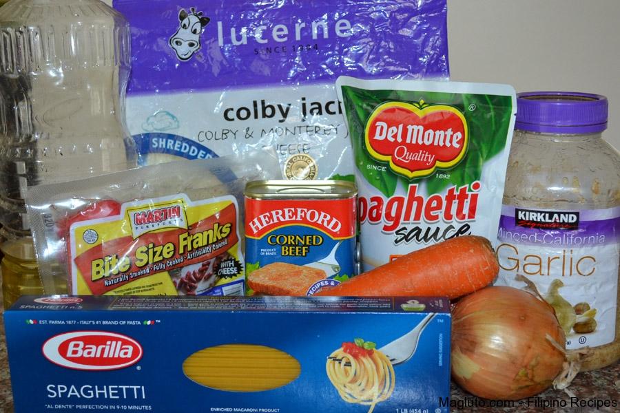 Filipino Recipe Spaghetti1 Jpg