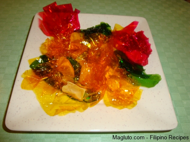 Filipino Recipe Yema http://www.magluto.com/pinoy-food-photo