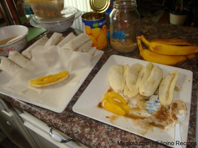 Turon Fried Banana