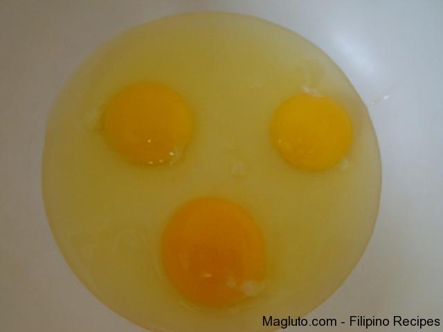 Panlasang Pinoy Egg Pie Recipe
