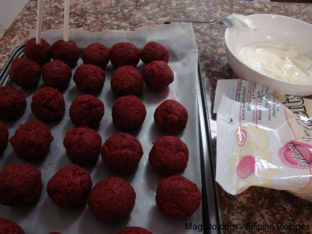 Pinoy Cake Pops Recipe