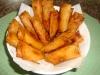Filipino Turon (Fried Banana Roll)