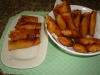 Filipino Turon (Fried Banana Roll)